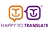 G. Happy To Translate